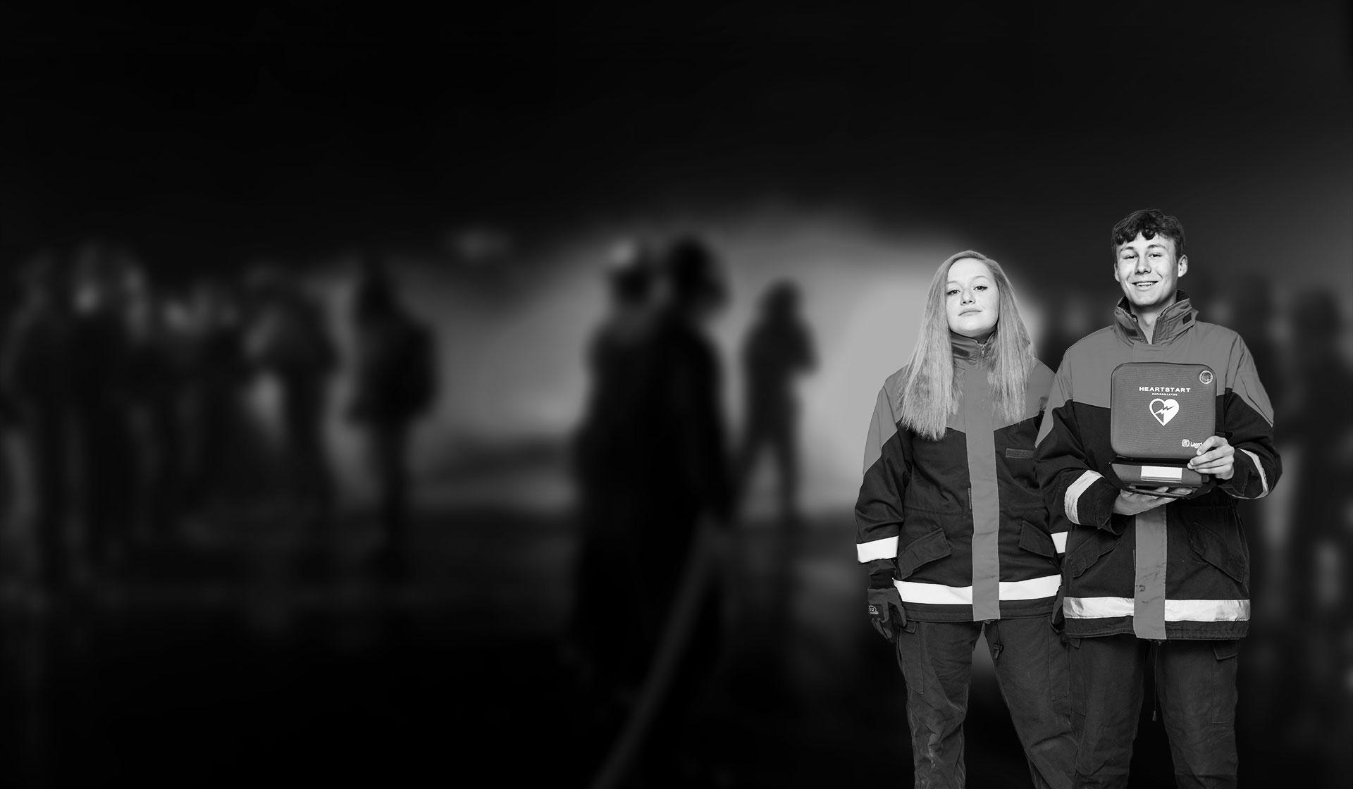 Die Jugend - Zukunft der Feuerwehr
